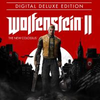 Аренда и прокат Wolfenstein II: The New Colossus для PS4