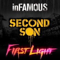 Аренда и прокат Infamous: Second Son + First Light для PS4