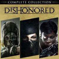 Аренда и прокат Dishonored: The Complete Collection для PS4