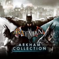 Аренда и прокат Batman: Arkham Collection (Все DLC) для PS4