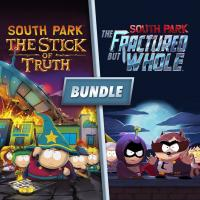 Аренда и прокат South Park: The Fractured but Whole + The Stick of Truth для PS4