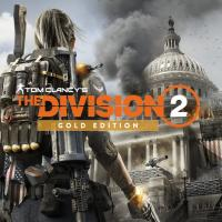 Аренда и прокат Tom Clancy's The Division 2 Gold Edition (Все DLC) для PS4