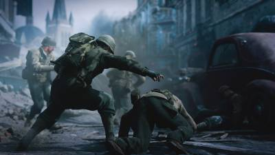 Аренда и прокат Call of Duty: WWII Digital Deluxe (Все DLC) для PS4