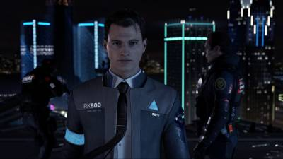 Аренда и прокат Detroit: Become Human для PS4 и PS5