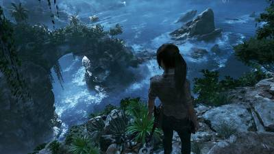 Аренда и прокат Shadow of the Tomb Raider Digital Deluxe для PS4