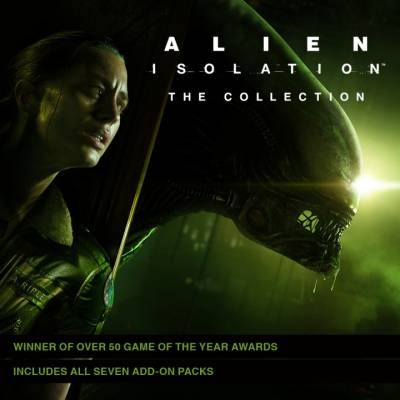 Аренда и прокат Alien: Isolation для PS4 и PS5